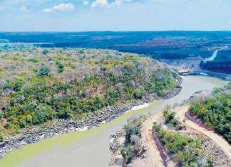 Tanzania kicks off construction of Stiegler's Gorge hydropower dam