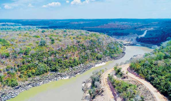 Tanzania kicks off construction of Stiegler's Gorge hydropower dam