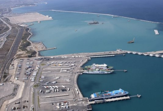 Morocco unveils Tanger Med 2 the largest port in Africa