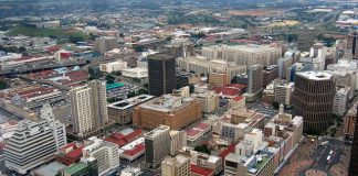 Johannesburg is the most expensive city to build in Africa