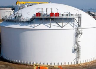 Huge LNG storage plant set to be constructed in Equatorial Guinea