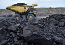 South Africa coal mining under threat
