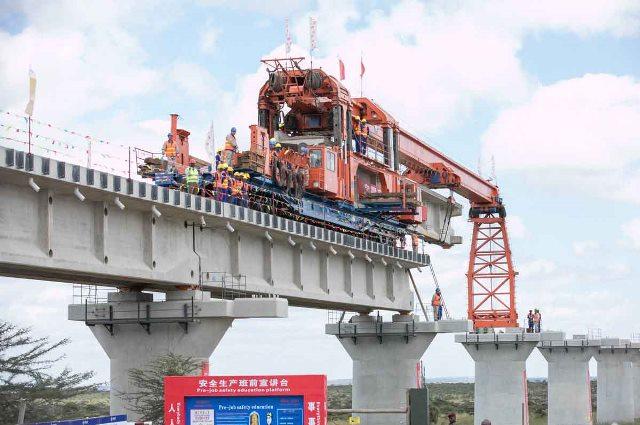 Construction of Nairobi-Naivasha SGR completed