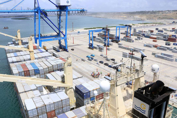 Second container terminal boosts capacity at Mombasa Port