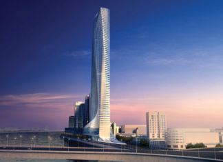 Work starts on Egypt's Iconic Tower in new administrative capital