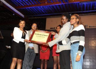 Questworks Wins Best Construction Sector ward