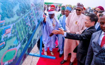 Nigeria starts construction of first university of transportation