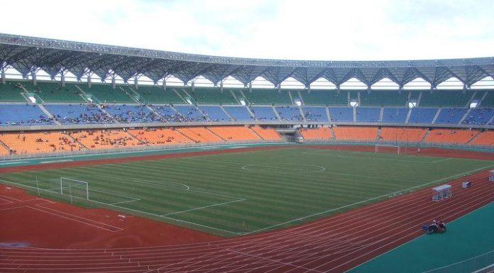 FIFA AFRICA STADIA