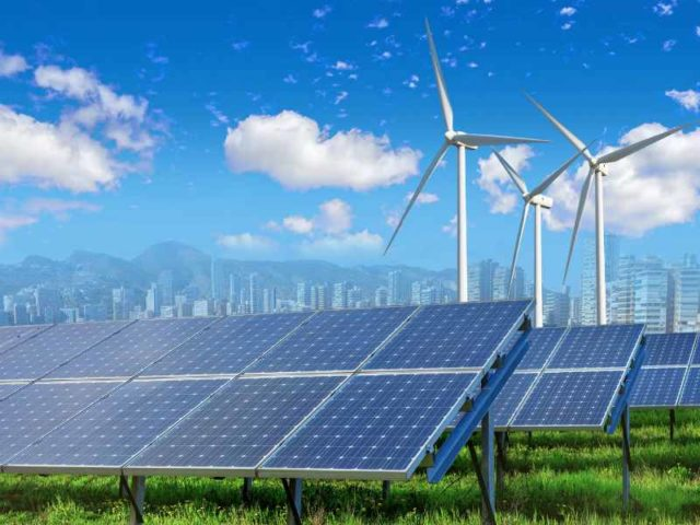 Kenya begins work on huge hybrid renewable energy project