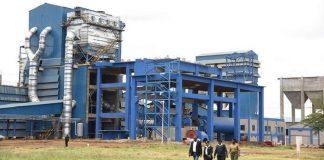 Kenya's Simba cement opens Sh6.8 billion plant