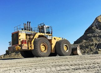 Technology leading the way at African diamond mine