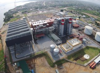 Globeleq's Azito power plant celebrates phase IV construction