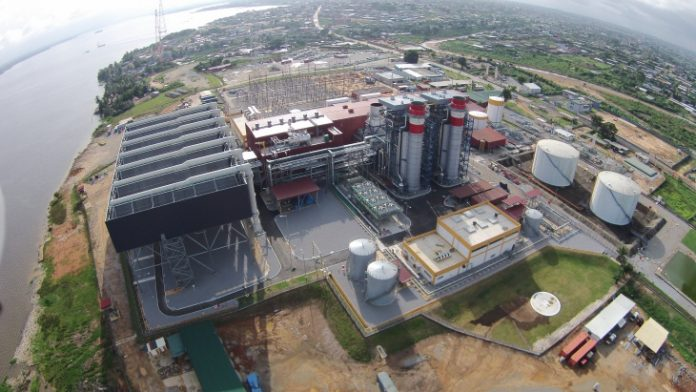 Globeleq's Azito power plant celebrates phase IV construction
