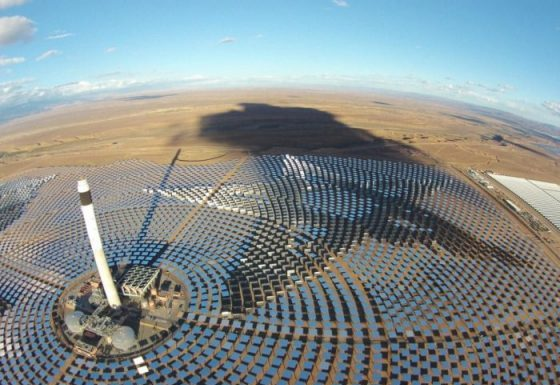 Africa's biggest operational solar projects by installed capacity