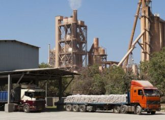 Competition hots up as Sinoma cement plant begins construction