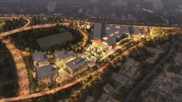 Douala Grand Mall construction in Cameroon gets financial drive