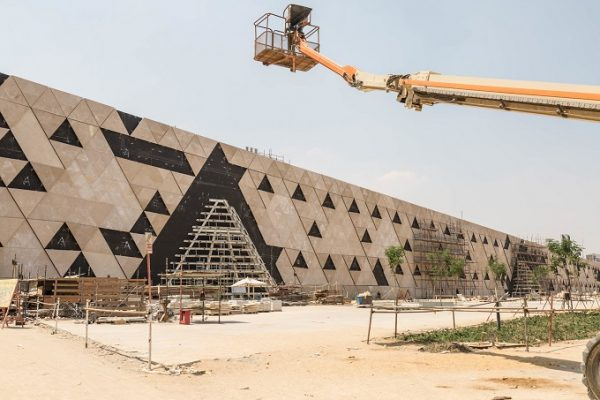 Opening of Grand Egyptian Museum set for 2021