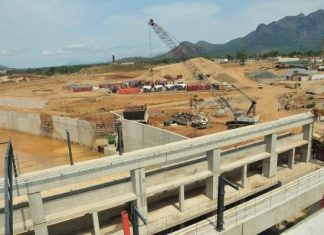 Kashimbila dam construction in Nigeria set for completion