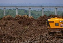 Kenya denies reports that expressway was being built inside Nairobi Park