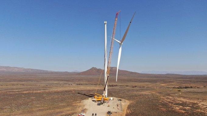 Perdekraal East Wind Farm