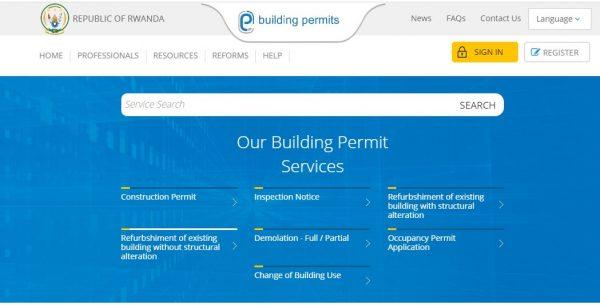 Digital innovation boosts Rwandan construction sector