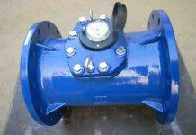 4 common water metres used in Kenya