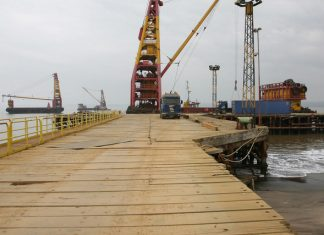 Angola allows construction of key projects to resume