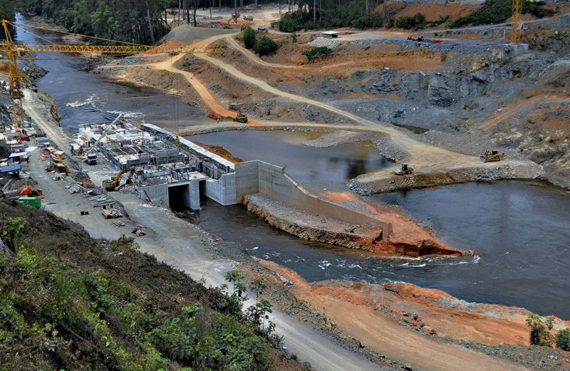 Equatorial Guinea's Sendje hydroelectric plant gets financial boost