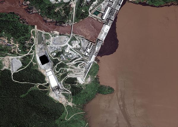 Ethiopia denies filling Grand Ethiopian Renaissance Dam