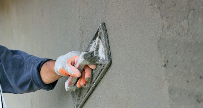 How to plaster a wall Do It Yourself