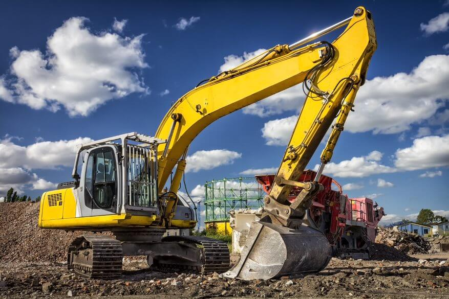 List of earth-moving heavy construction equipment