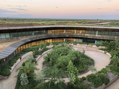 Construction of Botswana Innovation Centre nears completion-With photos