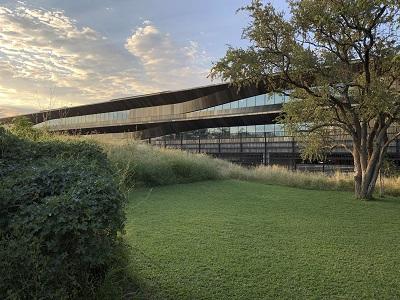 Inside Botswana Innovation Centre: With photos