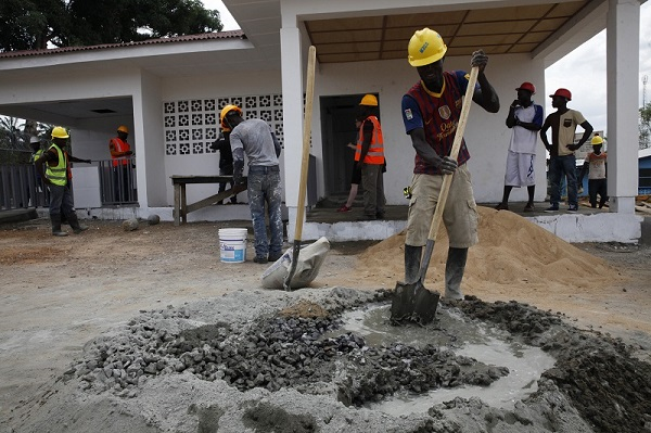 South African construction activities drop to record low-Afrimat