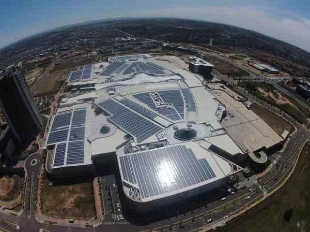 South Africa's Hyprop boosts its shopping mall portfolio with solar energy