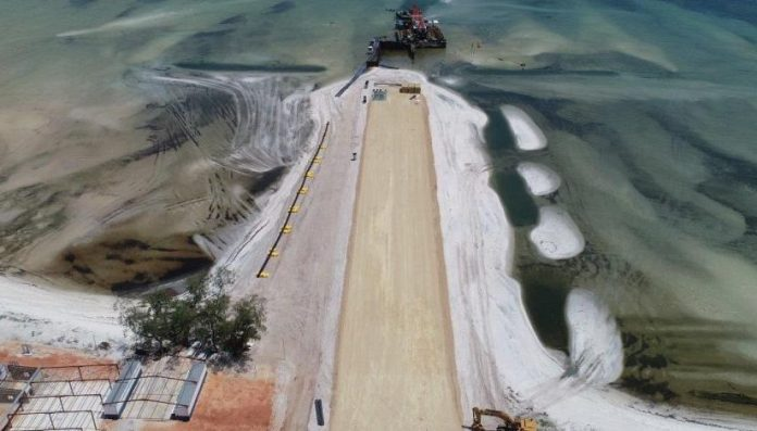Total led Mozambique LNG project gets $15b debt financing
