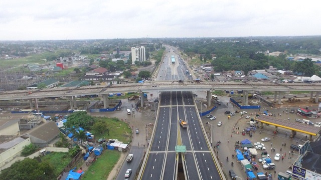 Ubungo interchange 2020 progress with photos