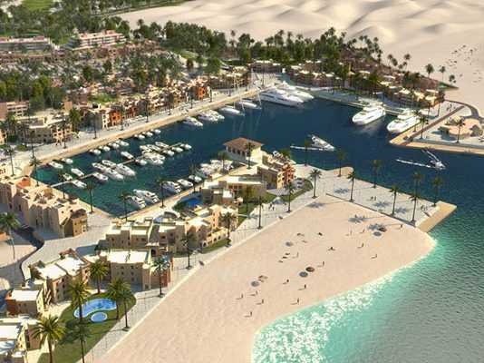 4 largest hotels under construction in Africa