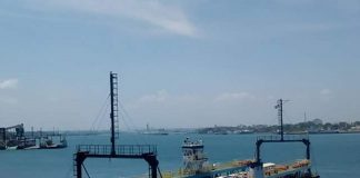 Kenya begins construction of Likoni floating footbridge