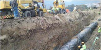 South Africa gear up for construction of major bulk water pipeline