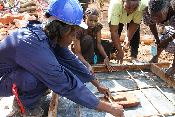 South Africa boosts women in construction with awards