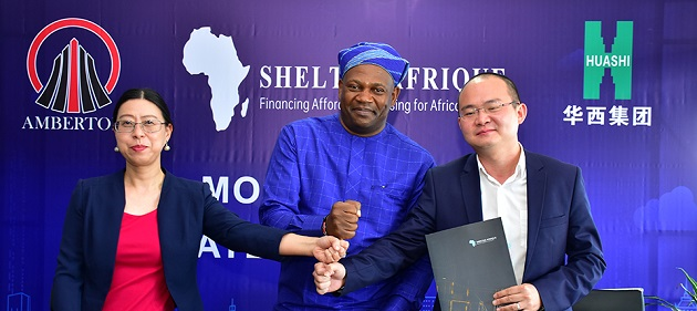 Shelter Afrique signs MOU with two Chinese Construction firms