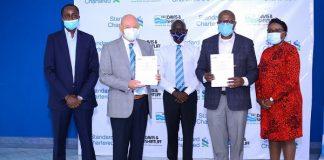 Davis & Shirtliff, Stanchart partner to offer green financing