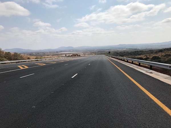 South Africa's Pampoennek road opened to the public