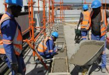 South Africa's construction sector suffers worst quarterly slide