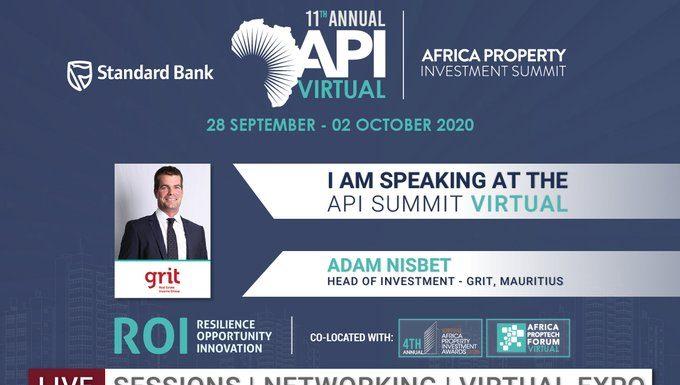 API Summit Virtual:Resilience, Opportunity & Innovation (ROI)