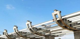 Arab Arab Contractors official visits Cairo Monorail Project