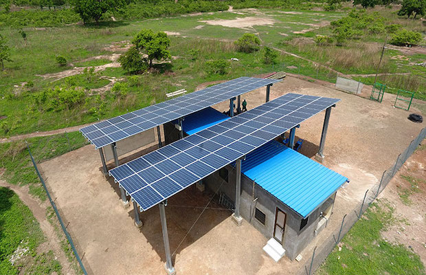 Congo eyes youth in new solar energy training programme