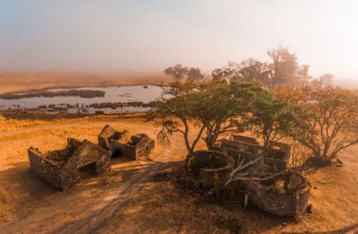Construction underway on Luxury lodge at Nambiti Game Reserve
