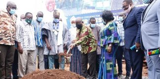 Ghana starts construction of a major solid waste plant